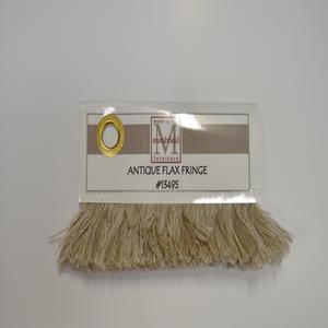 Antique Flax Fringe