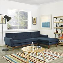 See Details - Engage Right-Facing Sectional Sofa in Azure