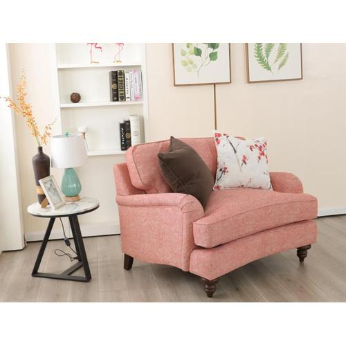 Coral 1/2 Accent Chair