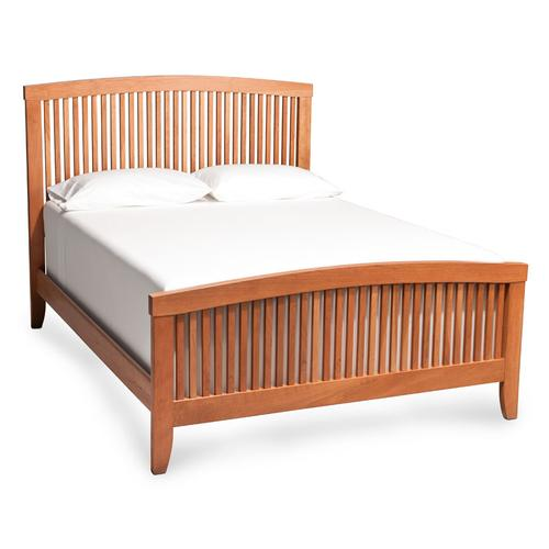 Justine Slat Bed, Full
