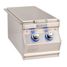 View Product - Aurora Double Side Burner