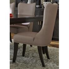 Upholstered Side Chair -Khaki (RTA)