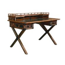 Desk, Available in Seagrass Finish.