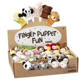 Finger Puppet Fun (48 pc. ppk.)