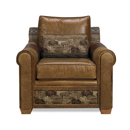 Remington Open Chair - Apache