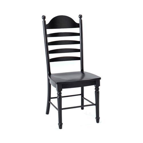 Turned Leg Side Chair (rta)
