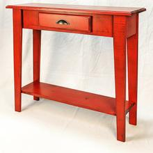 See Details - Tall Foyer Table