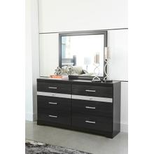 B304 Bedroom Mirror (Starberry)
