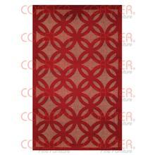 See Details - Crimson Metallic Rug