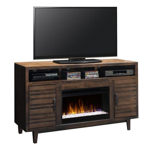 "Legends - Glendale 62"" Fireplace Console"