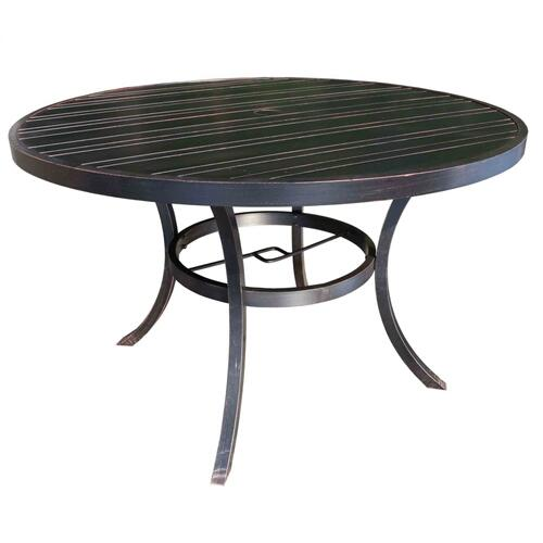 "Milano 60"" Round Dining Table"