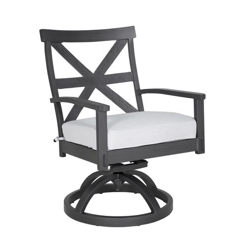 Antler Hill Formal Swivel Rocker