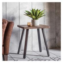 GA Camden Side Table Rustic