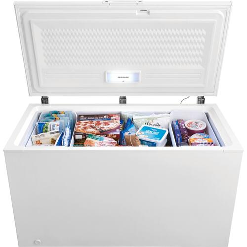 Frigidaire - Frigidaire 14.8 Cu. Ft. Chest Freezer