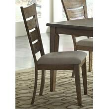 View Product - Ladder Back Side Chair (RTA)