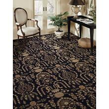Grand Parterre Sarouk Pt02 Midnight Broadloom