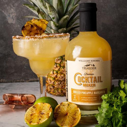 Traeger Grills - Grilled Pineapple Margarita Cocktail Mix - Traeger x Williams Sonoma