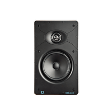 See Details - DT Custom Install Series Rectangular In-Wall Speaker