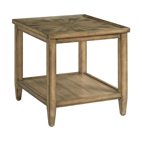 Gallery - RECTANGULAR END TABLE