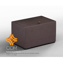 Cache End Table, Customer Owned Material