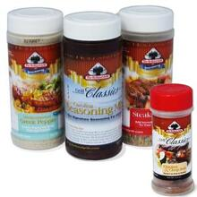 Private Stock Chicken & Chop Rub Seasoning: 1-11 oz. bottle-**DISCONTINUED**