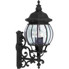 View Product - Classico AC8490BK Outdoor Wall Light