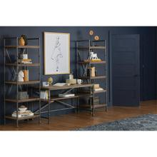 See Details - Revival - Etagere - Spanish Grey Finish