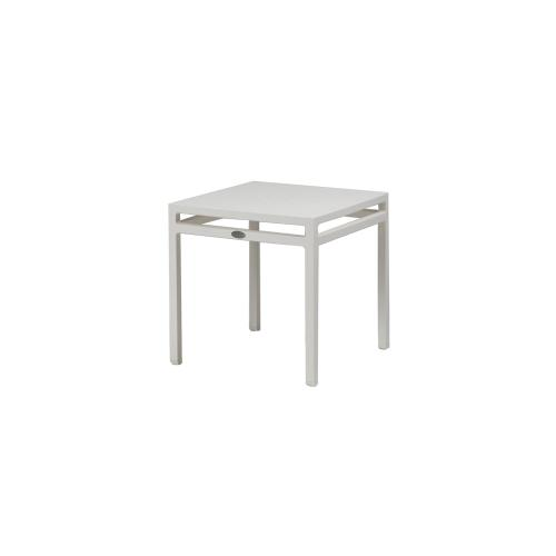 Tosca Side Table w/Aluminum Top