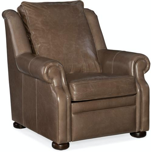 Bradington Young Pauley Chair Full Recline w/Articulating Headrest 942-35