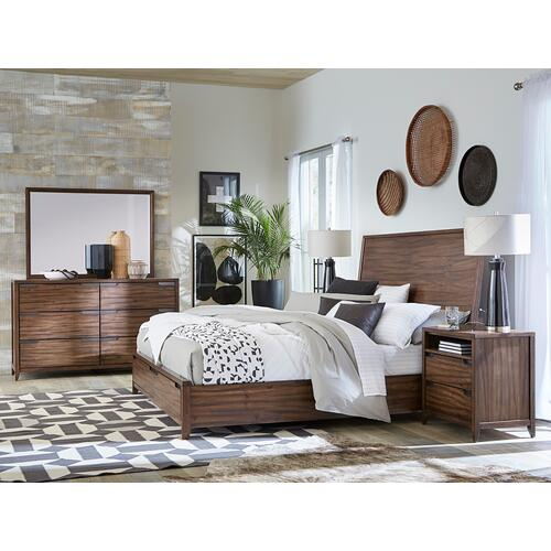 Aspen Furniture - King Rails