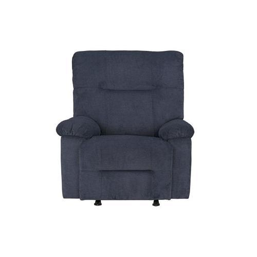 Standard Furniture - Dover Rocker Recliner, Indigo
