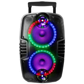 SMART APP CONTROLLED + LED PARTY LIGHTS + LIGHT BAR