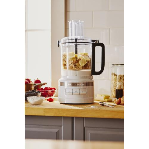 9 Cup Food Processor - Heritage White