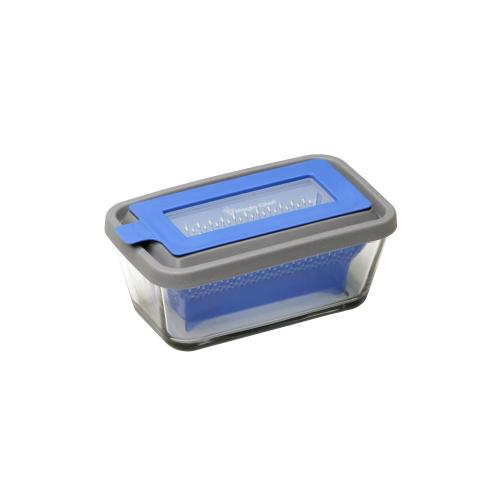 4 3/4 C Rectangle Microwave Cookware