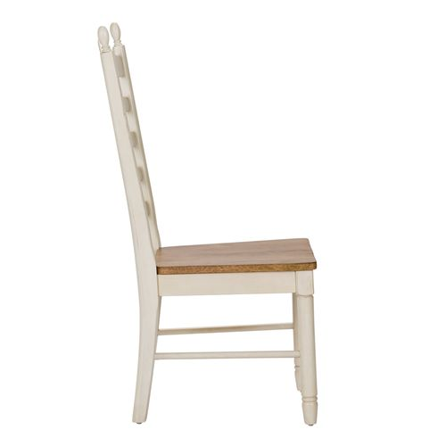 Liberty Furniture Industries - Ladder Back Side Chair (RTA)