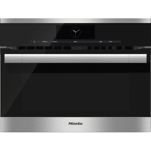MieleH 6700 BM - 24 Inch Speed Oven The all-rounder that fulfils every desire.