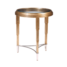 Bossa Nova Round Chairside Table