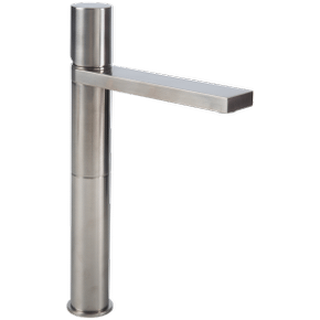 Otella Vessel Lav Faucet High Brushed Nickel