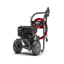 3300 MAX PSI / 2.5 MAX GPM - Gas Pressure Washer