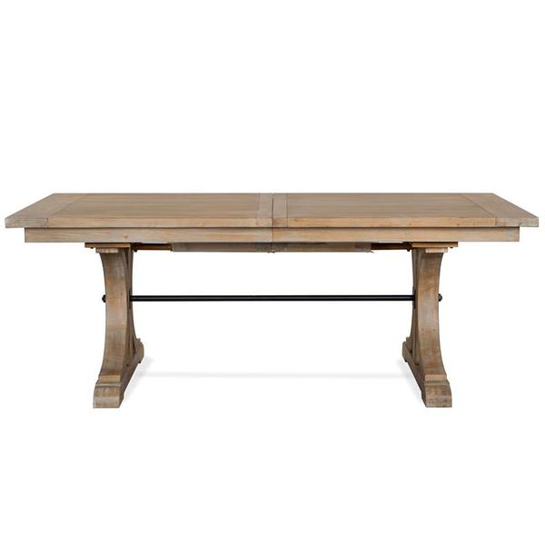 See Details - Trestle Dining Table