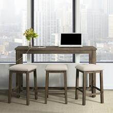 Stone Grey Bar Table TST100BTSP