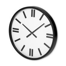 "See Details - Derby 24"" Round Oversize Modern Wall Clock"