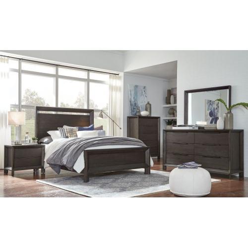 Modus Furniture - Chloe Queen Platform Bed