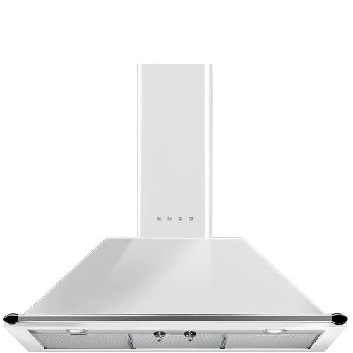 "90 CM (approx. 36""), Victoria Ventilation Hood, White"