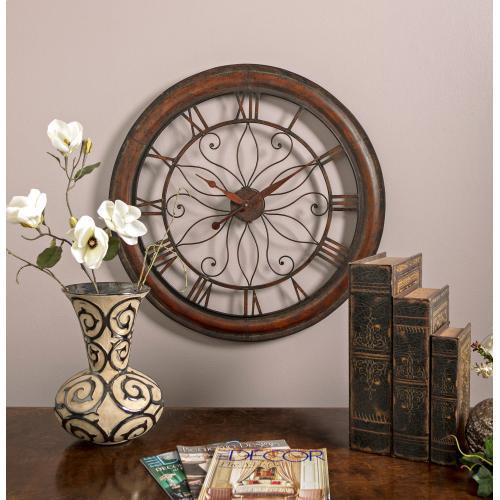 Wall Clock Oversized