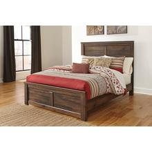 Quinden Queen Panel Footboard