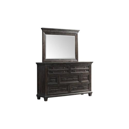 Morrison Bedroom - King Bed, Dresser, Mirror, Chest, and Night Stand