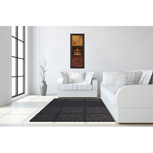 "Classy Art - ""Regal Panel I"" By Avery Tillmon Framed Print Wall Art"