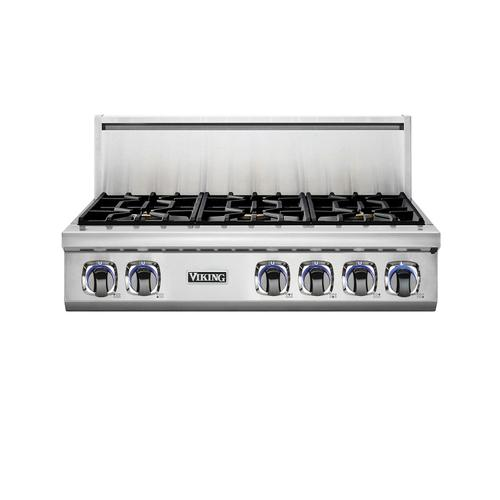 "36"" 7 Series Gas Rangetop - VRT"