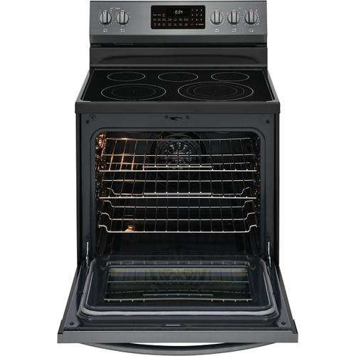 Frigidaire Gallery - Frigidaire Gallery 30'' Freestanding Electric Range with Air Fry